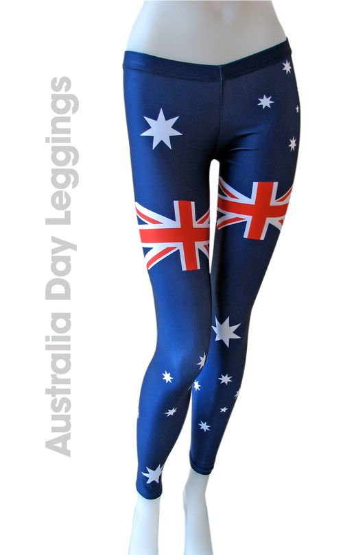 Australiadayleggings
